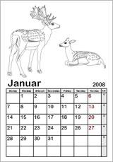 kalender beschreibung 12 kalenderblaetter 2014 mit tiermotiven zum