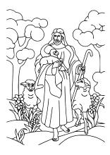 Malvorlagen Fur Kinder Mit Szenen Aus Der Bibel