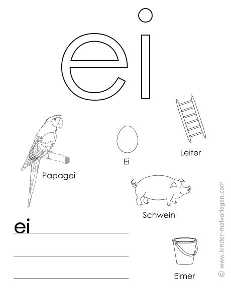 alphabet lernen buchstabenlernvorlagen