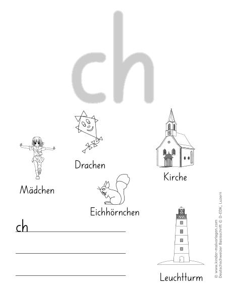 Arbeitsblätter Buchstabe S : Deutschschweizer basisschrift arbeitsblätter