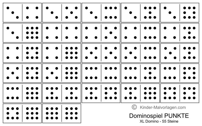 Wie Viele Steine Hat Ein Dominospiel