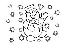 Winterbilder Mit Schnee Eis Und Kälte In Der Warmen