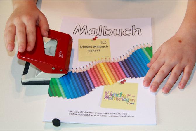 Dein Malbuch ausdrucken kostenlos
