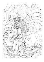Topmodel Ausmalbilder Meerjungfrau Meerjungfrauen Zum Ausmalen Und Drucken 2020 01 19