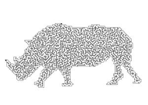 Kinder Rätsel Labyrinthe Irrgarten Vorlagen Zum Ausdrucken Für Kinder