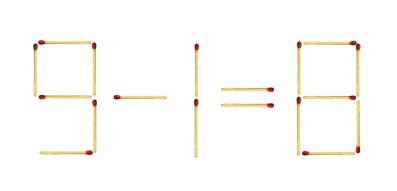 kostenlose vorlagen streichholzrätsel - rechnungen mathe