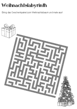 Weihnachtsrätsel Für Kinder Kostenlos Ausdrucken